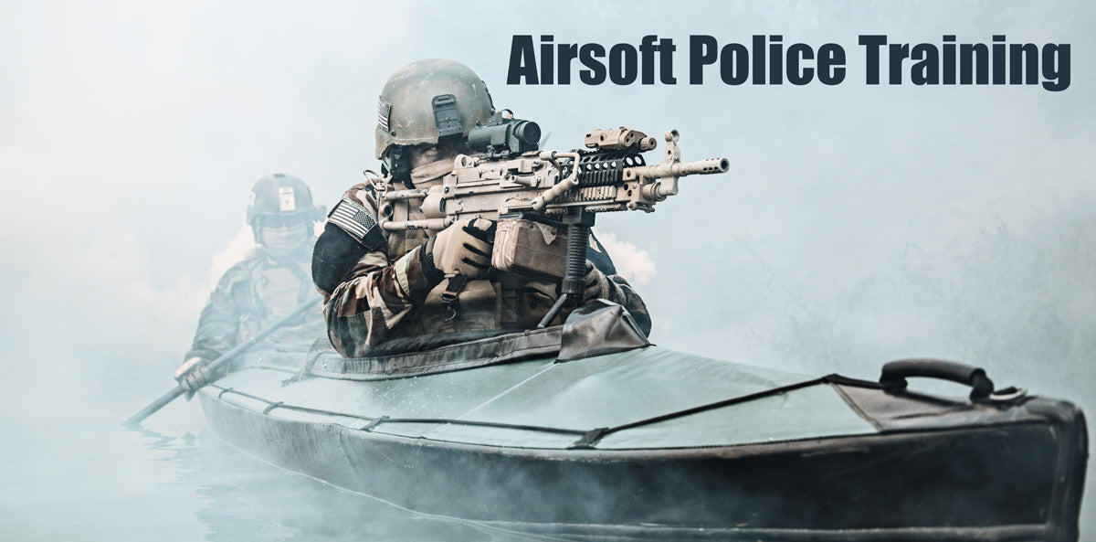 Police Training Airsoft Guns