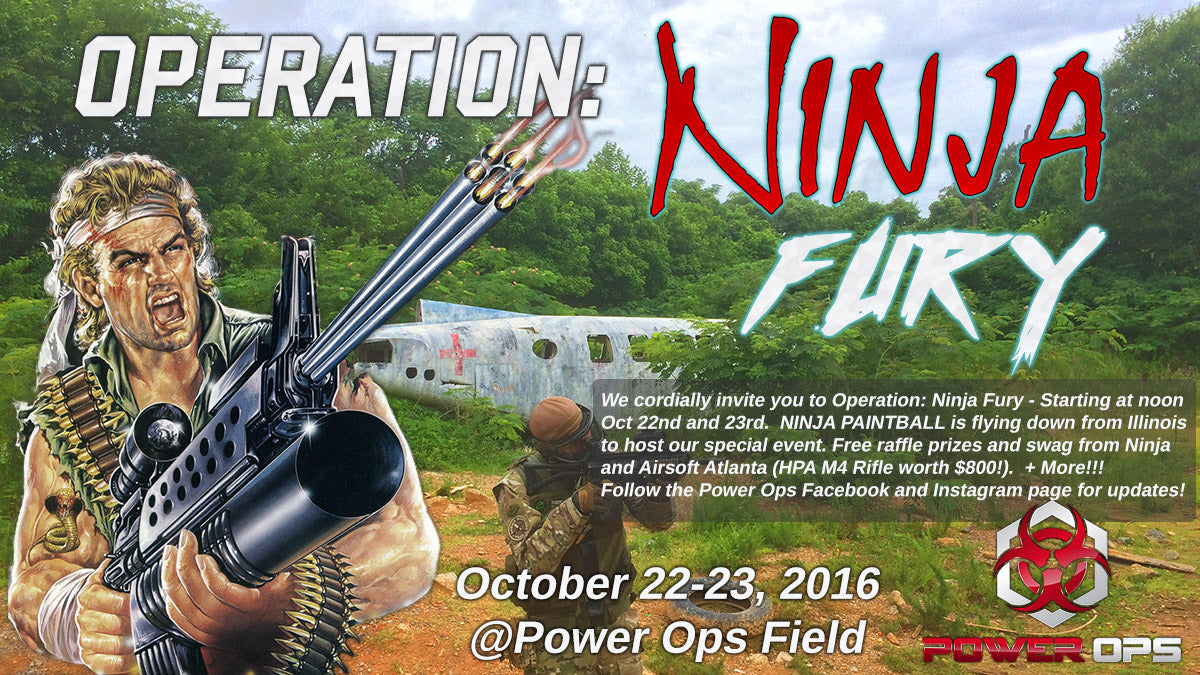 Airsoft Field Event Atlanta