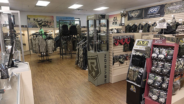Airsoft Atlanta Is Currently The Oldest USA Retail Store Specializing In We Specialize High End Custom Guns HPA Rigs Tactical Gear