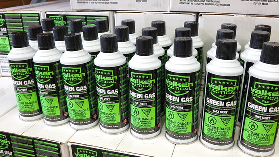 24 Cans of Green Gas 8oz/can (Shipped)