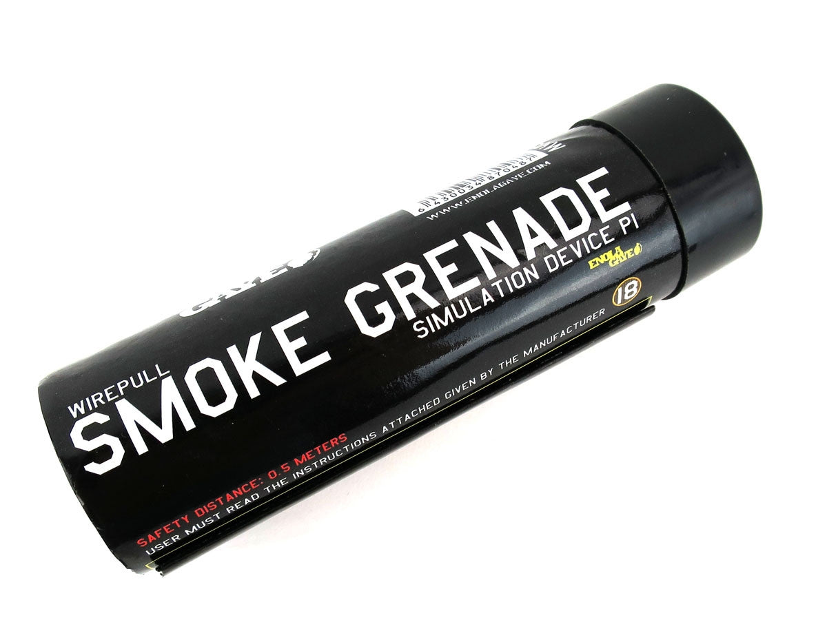 Enola Gaye Wire Pull Smoke Grenade WP40 (do not order online)