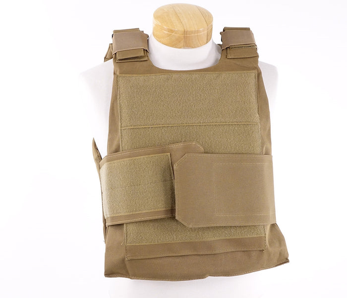 DEFCON Body Armor Swat Vest - Dark Earth
