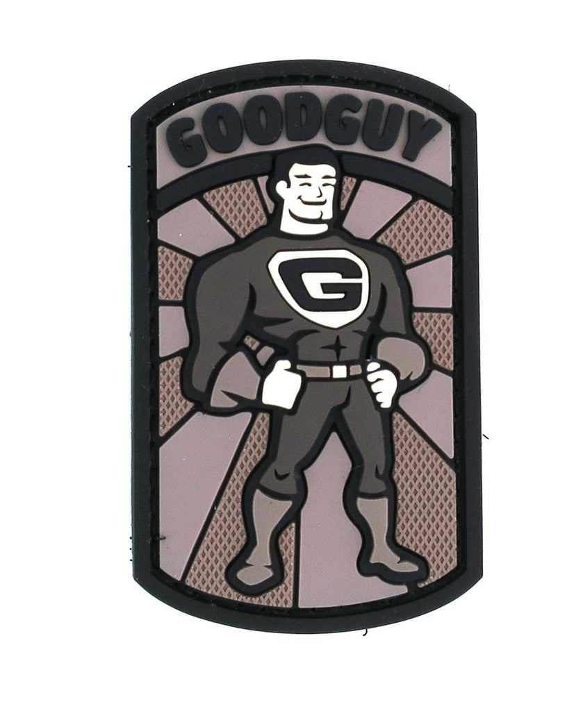 MSM GoodGuy Patch - PVC