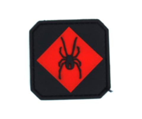 MSM RedBackOne Patch - PVC