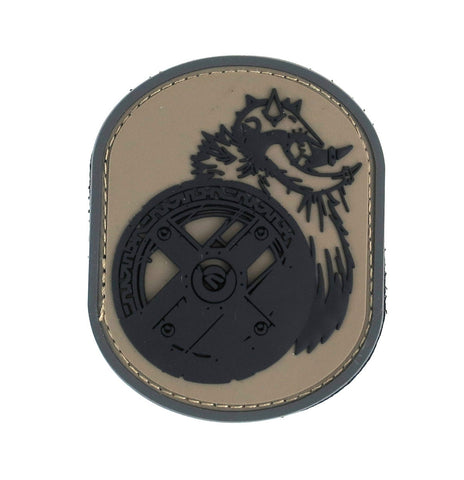 MSM Berserker Patch - PVC