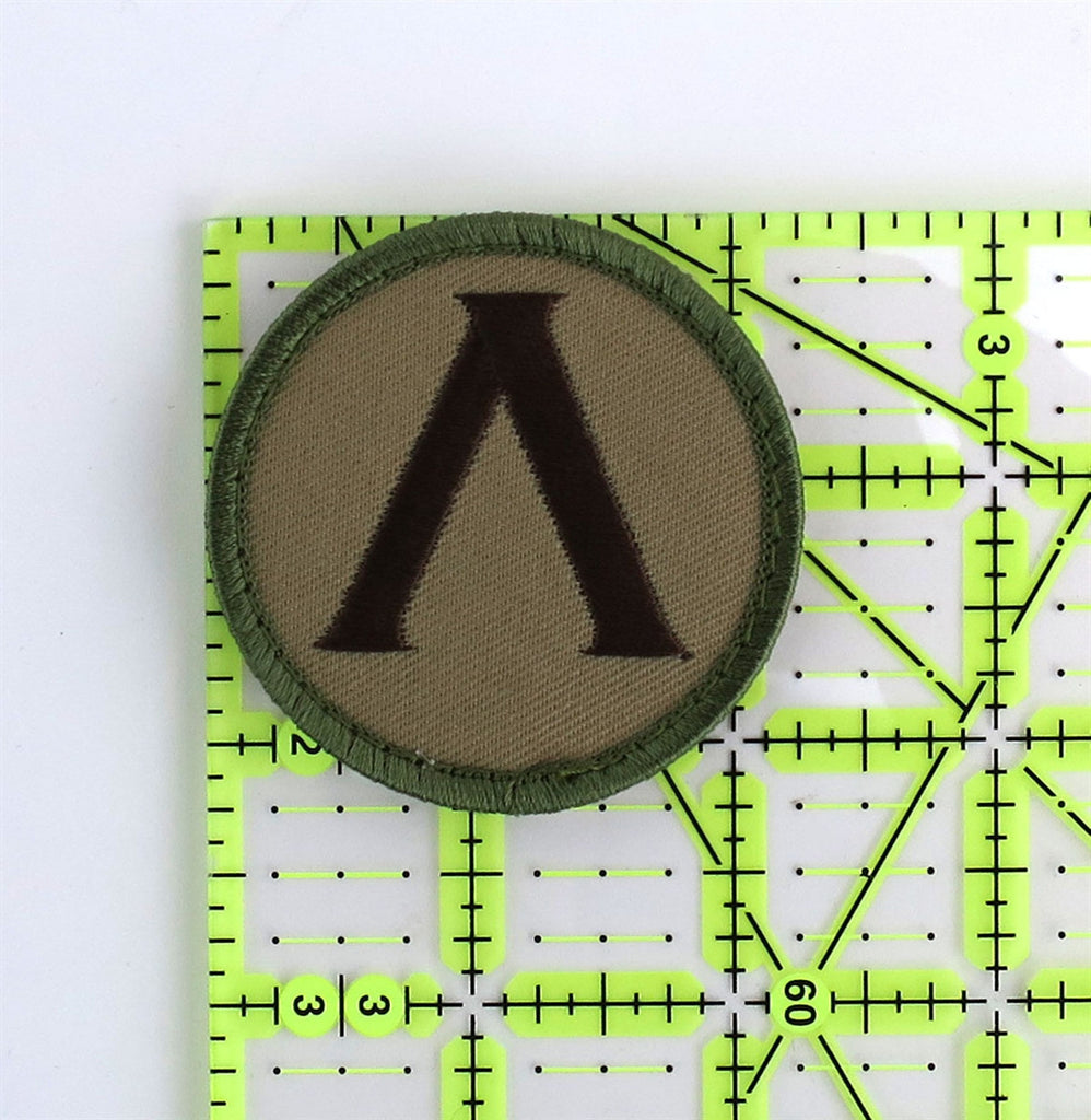 MSM Lambda Shield Patch