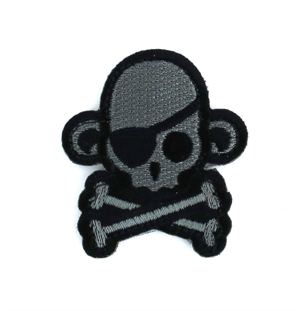 MSM Skullmonkey Pirate Patch