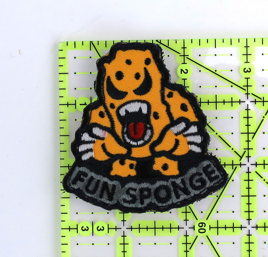 MSM Fun Sponge Patch