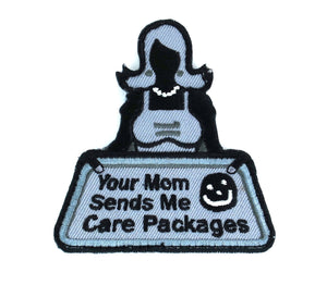 MSM Your Mom Sends Patch