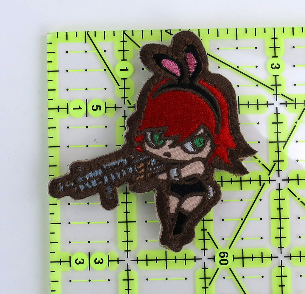 MSM Bunny Girl Patch