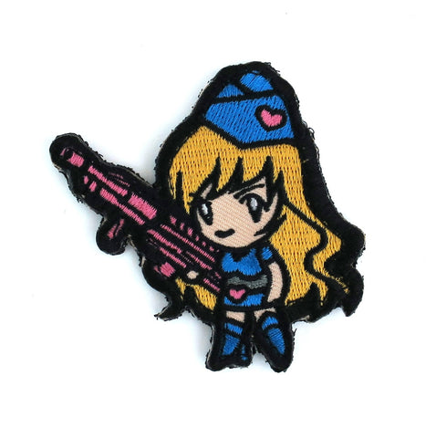 MSM Gun Girl 1 Patch