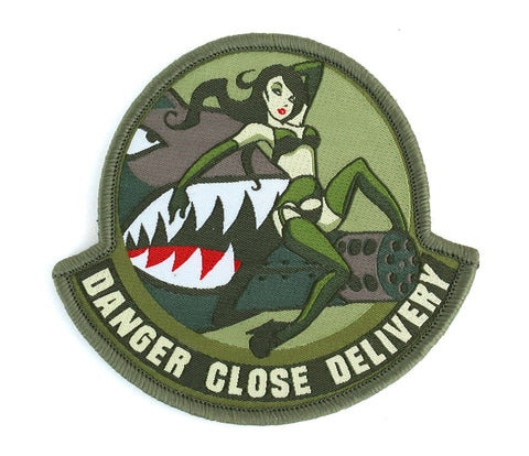 MSM Danger Close Patch