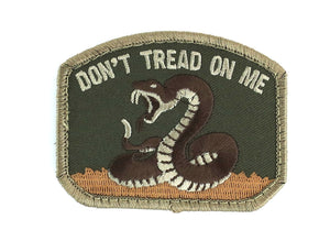 MSM Don't Tread Patch