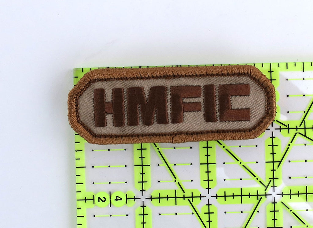 MSM HMFIC Patch