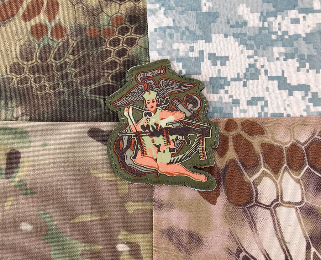 MSM Desert Marine Patch
