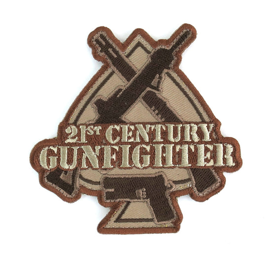 MSM 21st Century Gunfighter Patch