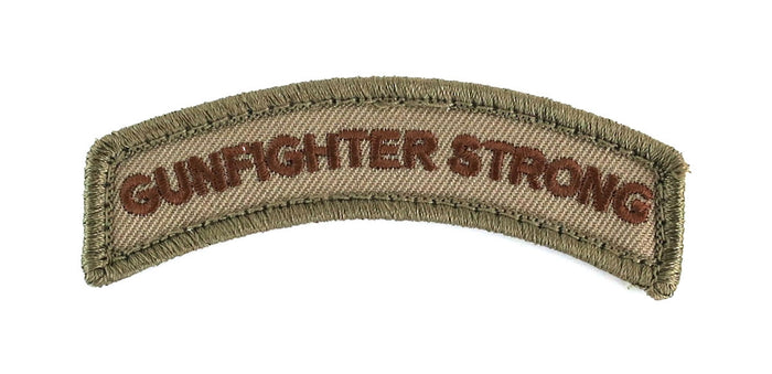 MSM Gunfighter Strong Patch