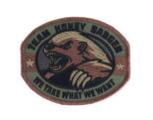 MSM Honey Badger Patch