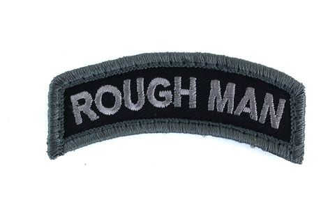 MSM Rough Man Patch
