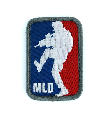 MSM Major League Doorkicker Patch (MLD)