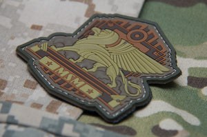 MSM Industrial Griffin Patch - PVC