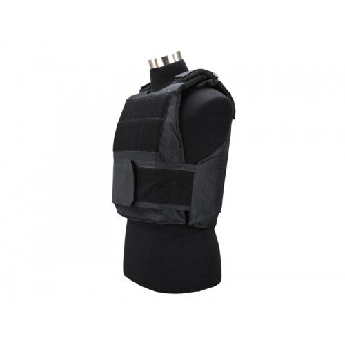 DEFCON Body Armor Swat Vest Black