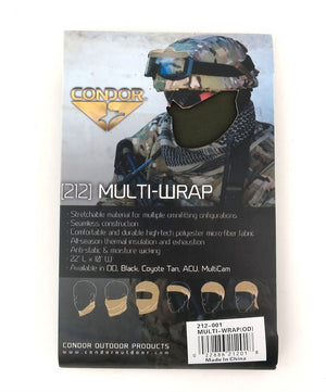 Condor Outdoor Multi-Wrap - Airsoft Atlanta