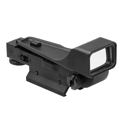 NcSTAR Reflex Red Dot Sight (Black, Gen II) - DPV2