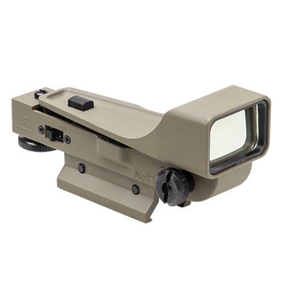 NcSTAR Reflex Red Dot Sight (Tan, Gen II)