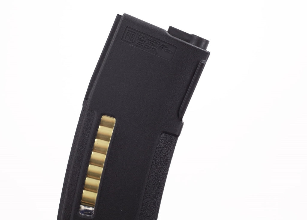 PTS Syndicate EPM 150-Round Midcap Magazine - Black