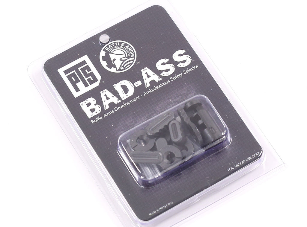 PTS BAD-ASS Ambi Safety Selector (KWA GBBR)
