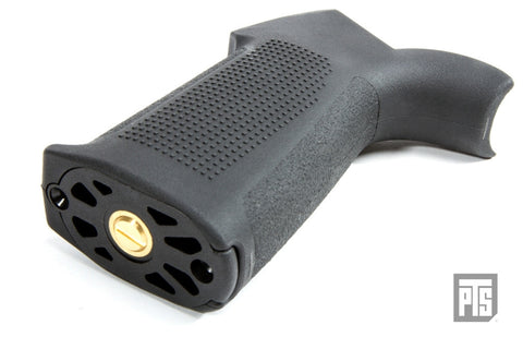 PTS Enhanced Polymer Grip (AEG) - Black