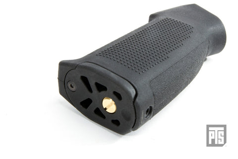 PTS Enhanced Polymer Grip - Compact (AEG) - Black