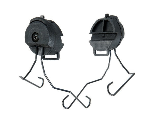Helmet Rail Adapter for MSA Headset