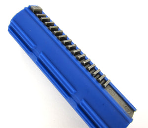 SHS Piston - 15 Carbon Steel Teeth Blue