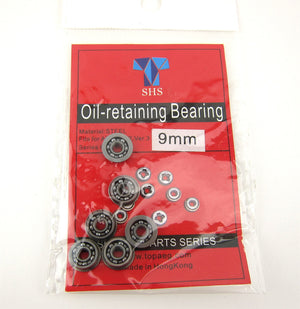 SHS 9mm Steel Bearings