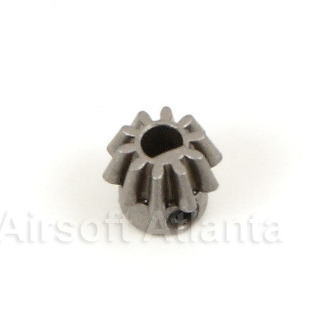 SHS Steel AEG Pinion Gear (D-shaped)