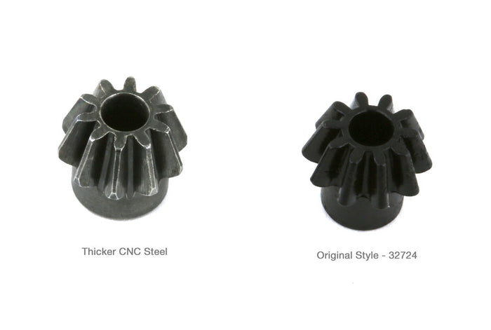 Rocket Airsoft Pinion Motor Gear O-Type (CNC Steel)