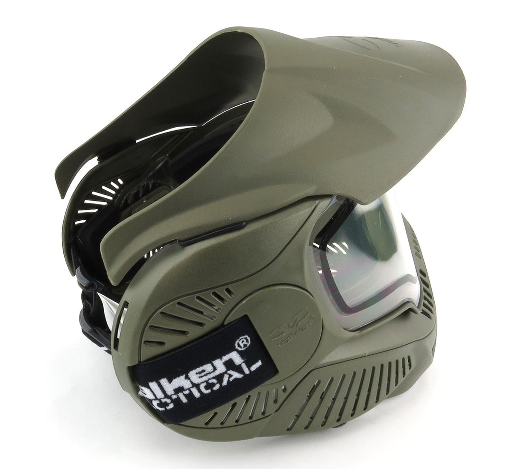 Annex MI-7 Safety Mask (Solid Colors, Thermal Lens) - Airsoft Atlanta