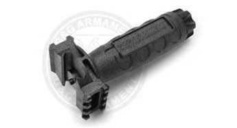 G&G Railed Vertical Grip (ABS Injection) - Black