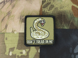 Warhead Don't Tread on Me Patch