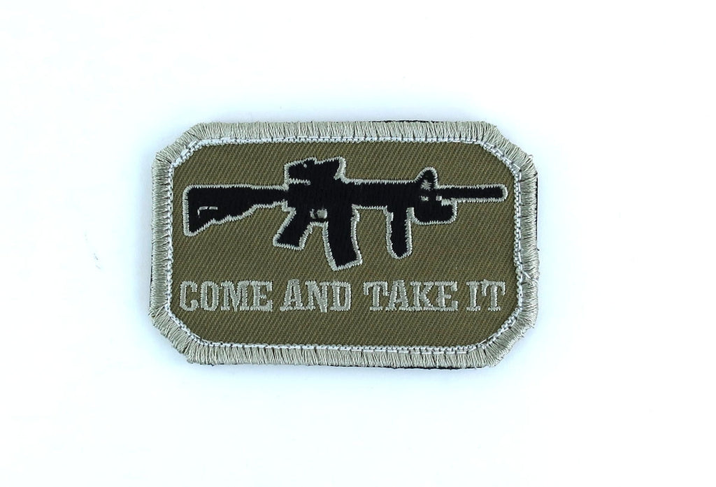 Warhead Come and Take It Patch