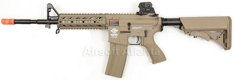 G&G Combat Machine CM16 Raider AEG Long - Desert Tan