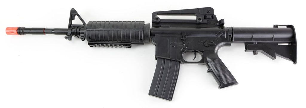UKARMS P1158CA M4 Spring Rifle w/ Laser and Vertical Grip