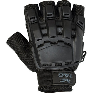 V-Tac Half Finger Armored Airsoft Gloves