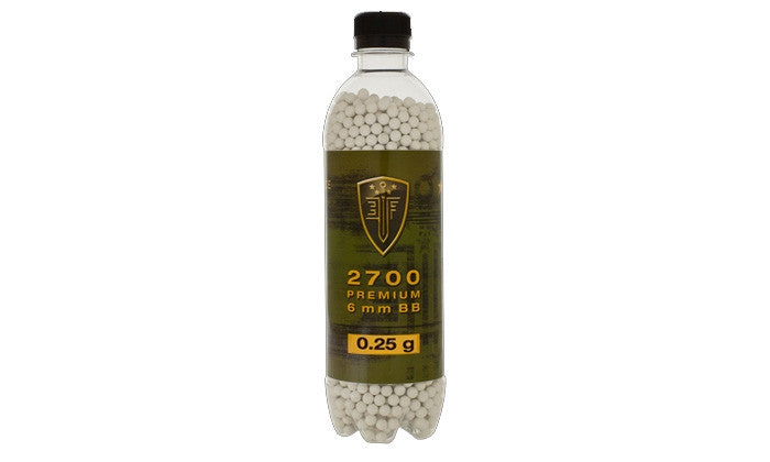 0.25g Elite Force 2700 BBs Small Bottle