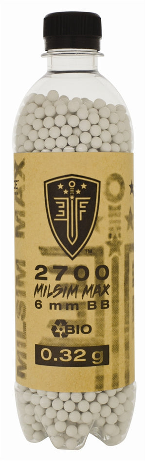 0.32g Elite Force BIO 2700 BBs - Airsoft Atlanta