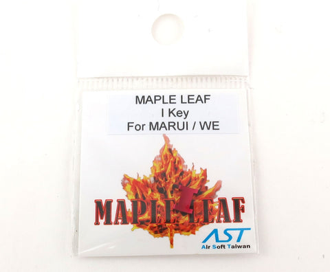 Maple Leaf I-Key for Marui WE GBB