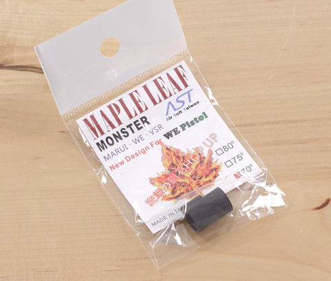 Maple Leaf Hop Up Rubber 70-Degree VSR