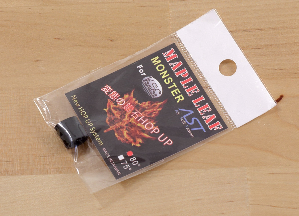 Degree: 80 AIRSOFT Maple Leaf Hop-up Rubber for KSC//KWA